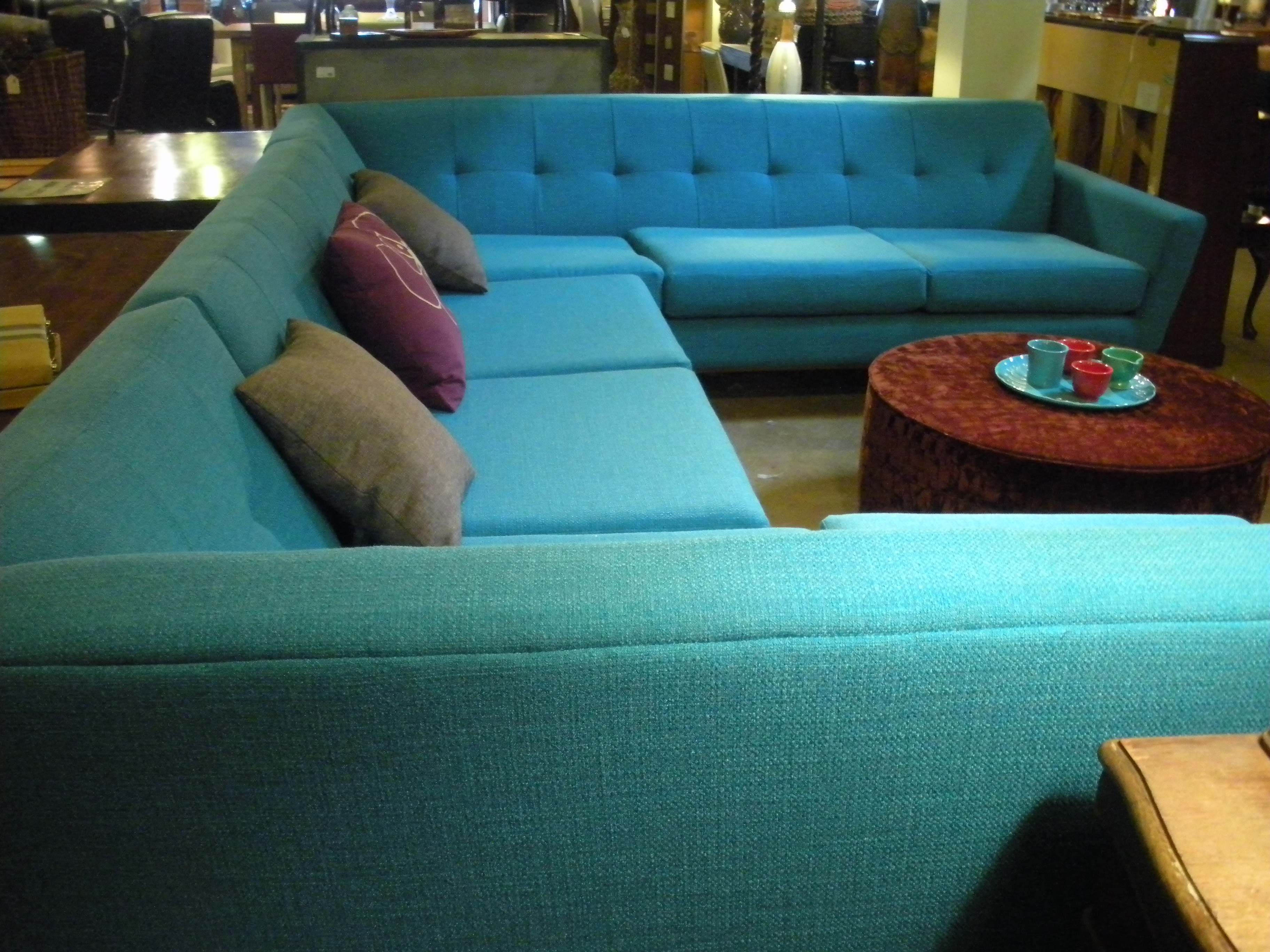 This item has sold. : pit sectional - Sectionals, Sofas & Couches