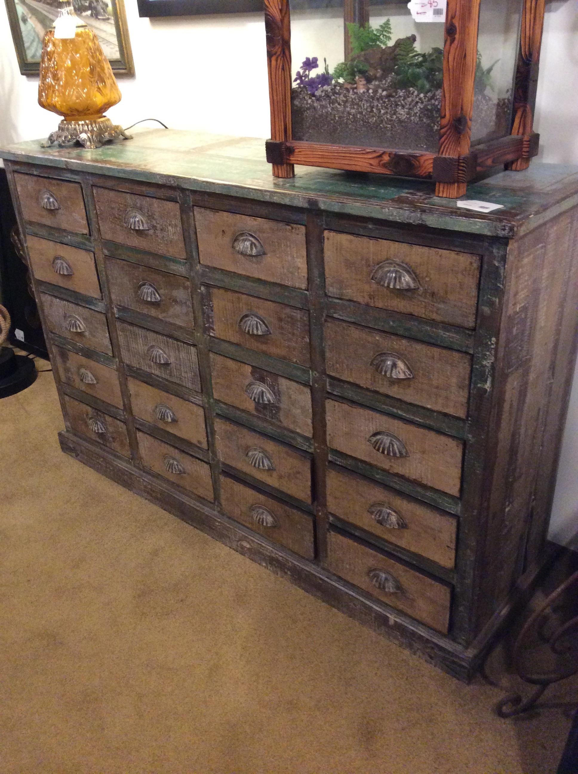 Rustic Apothecary $895 – Ballard Consignment