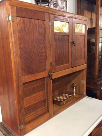 Vintage Hoosier Cabinet 550 Sold Ballard Consignment