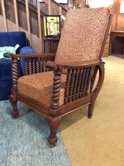 Brilliant Antique Morris Chairs 550 Sold Ballard Consignment Gamerscity Chair Design For Home Gamerscityorg