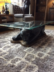 Panther Coffee Table SOLD Ballard Consignment - Panther coffee table