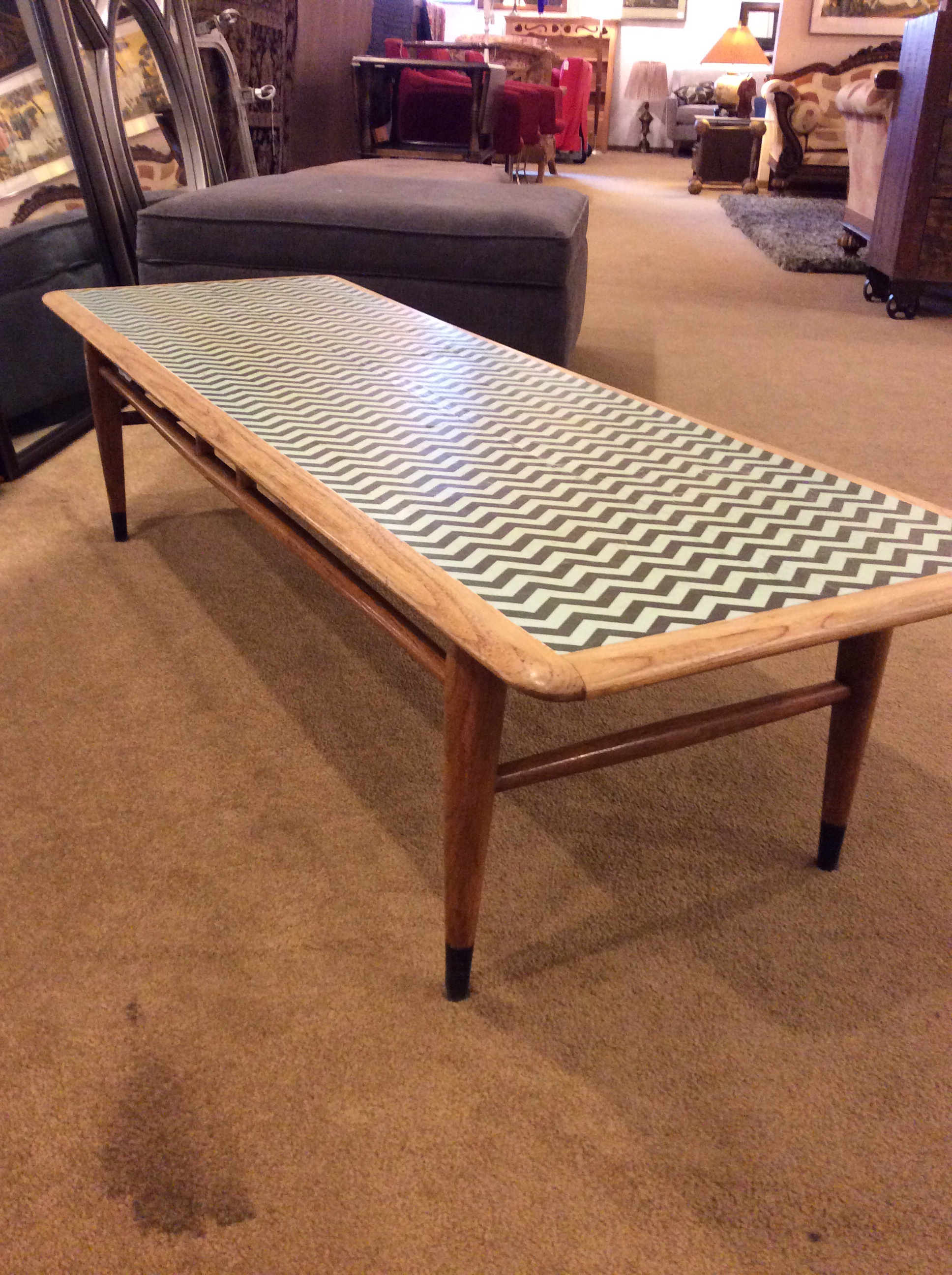 Mid Century Coffee Table $100 SOLD – Ballard Consignment