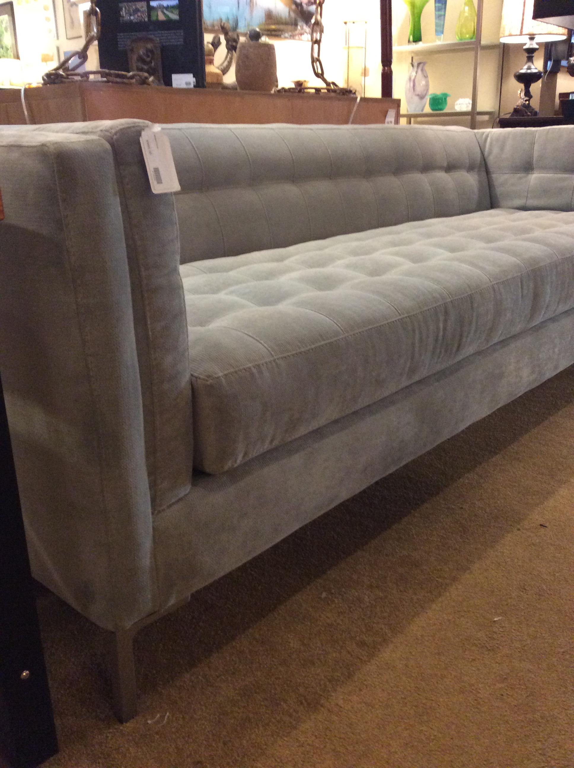 Modern Sofa 995 Ballard Consignment